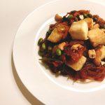Lunchlådan: Glasnudelsallad med tofu